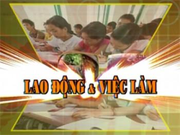 lao dong viec lam