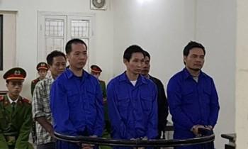 5 bị cáo sản xuất, buôn bán vũ khí 'chia nhau' 44 năm tù