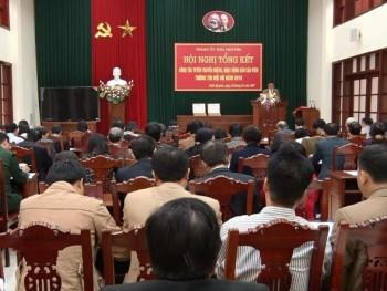 TP Thái Nguyên: Các đơn vị tổng kết công tác năm 2016