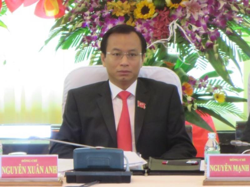 Ông Nguyễn Xuân Anh: Sự gương mẫu của cán bộ có ý nghĩa quan trọng