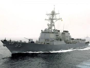 Việt Nam lên tiếng về việc tàu Mỹ đi qua quần đảo Hoàng Sa ở Biển Đông