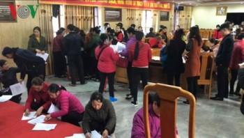 """""""Nhốn nháo"""" kiểm tra kiến thức ATTP ở Lào Cai: Sẽ tổ chức kiểm tra lại"""