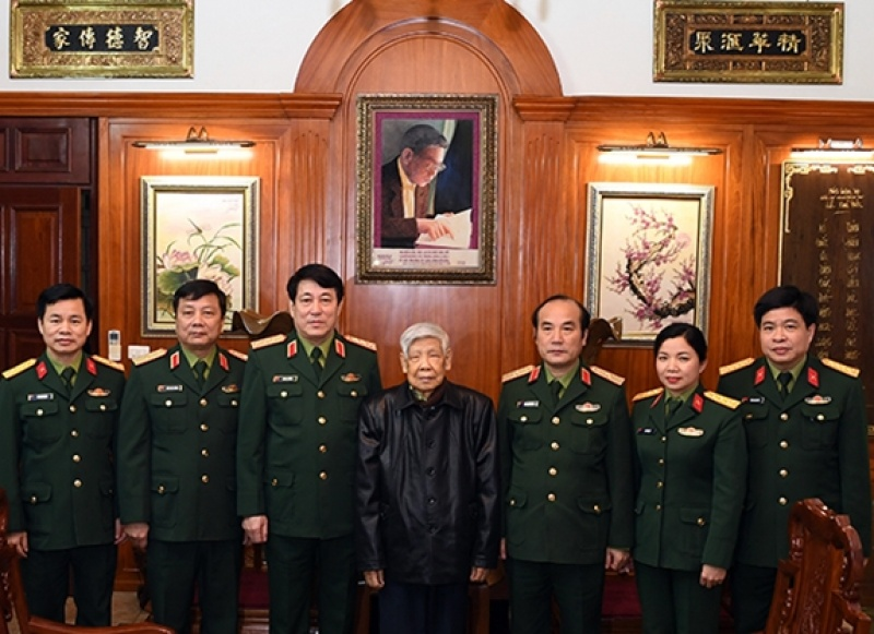 thuong tuong luong cuong tham chuc tet cac dong chi nguyen lanh dao dang va tong cuc chinh tri