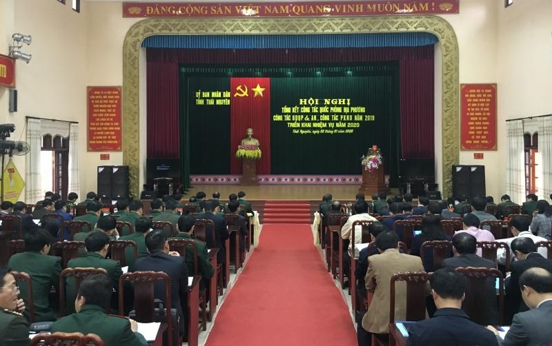thai nguyen trien khai nhiem vu cong tac quoc phong quan su dia phuong nam 2020