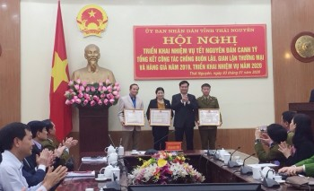 Ban Chỉ đạo 389 tỉnh Thái Nguyên triển khai nhiệm vụ Tết Nguyên đán Canh Tý 2020