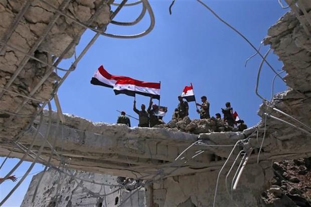 viet nam mong muon cac ben doi thoai giai quyet xung dot syria