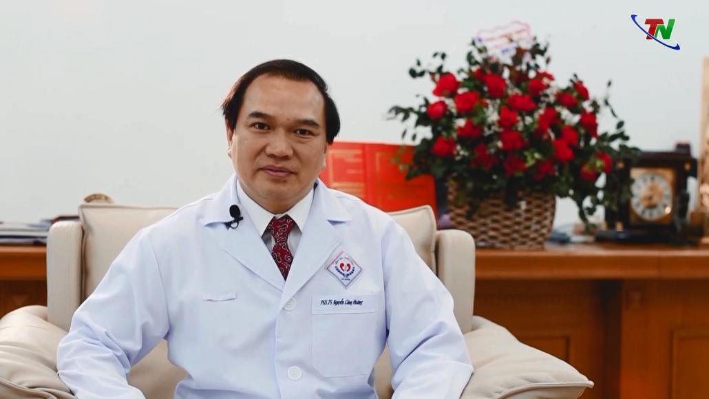 Bệnh viện Trung ương Thái Nguyên - xứng danh Anh hùng Lao động thời kỳ đổi mới