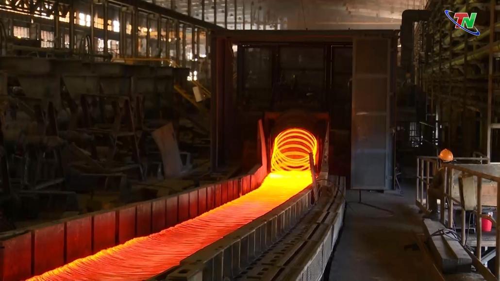Thị trường vật liệu xây dựng dần tăng trưởng trở lại