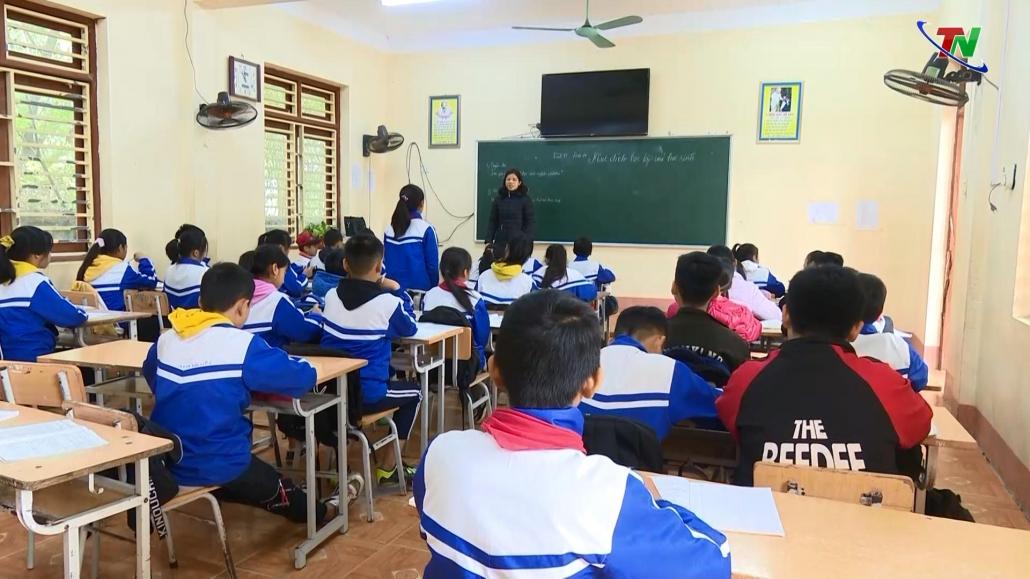 Phú Lương thực hiện chống lạm thu trong năm học 2020-2021