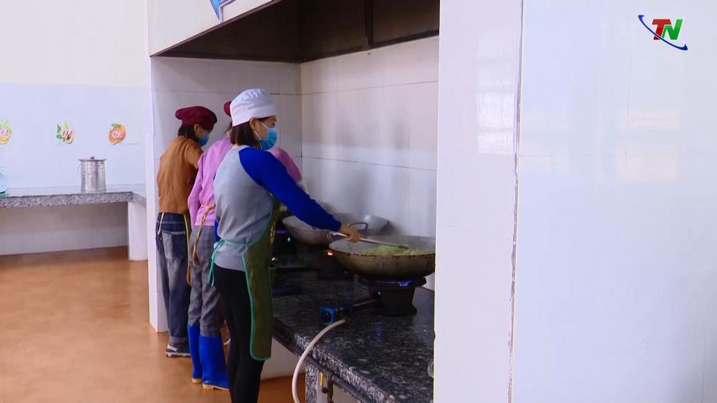 Tăng cường đảm bảo an toàn vệ sinh thực phẩm