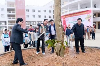 """Thái Nguyên phát động """"Tết trồng cây, đời đời nhớ ơn Bác Hồ"""""""