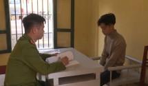 thai nguyen xay ra 18 vu vi pham ve trat tu xa hoi trong dip tet nguyen dan 2019