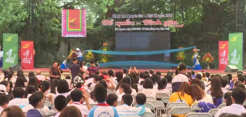 le hoi tho nguyen tieu thai nguyen se dien ra vao ngay 1722019