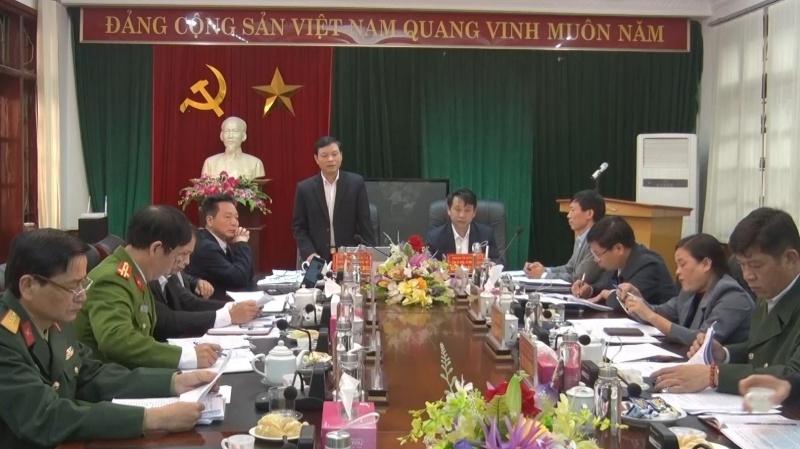 ban thuong vu thanh uy song cong to chuc phien hop thang 22020