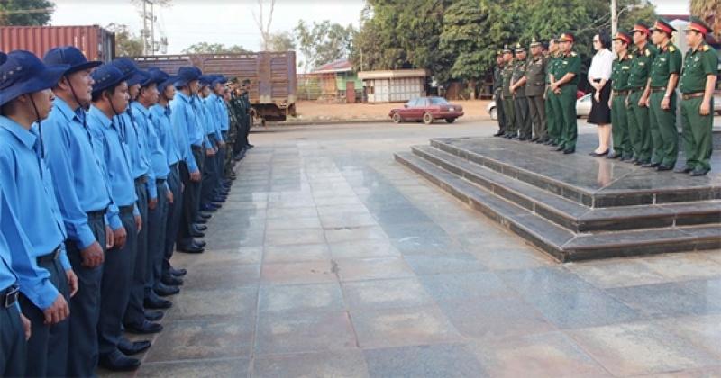 Tìm kiếm, cất bốc được 114 hài cốt liệt sĩ trên đất bạn Campuchia