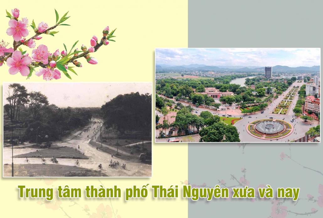 Thái Nguyên – Sắc màu Tết xưa và nay