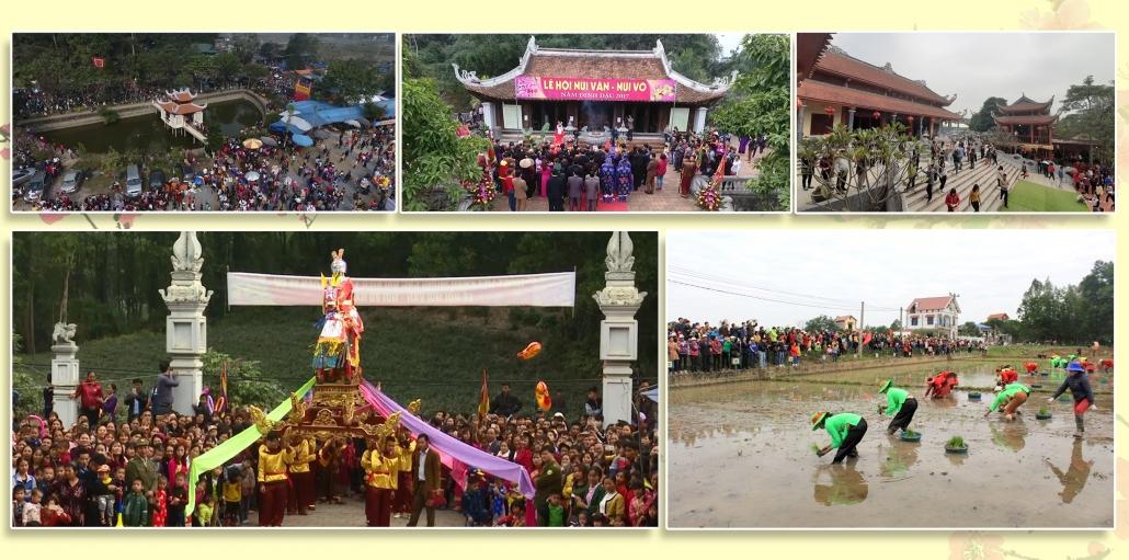Thái Nguyên - Sắc màu Tết xưa và nay
