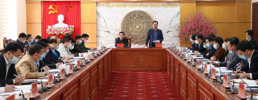 Phát huy trách nhiệm cao nhất trong xây dựng quy hoạch tỉnh Thái Nguyên