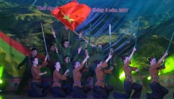 Khai mạc Liên hoan nghệ thuật quần chúng lực lượng vũ trang