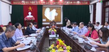 Họp Ban Chỉ đạo chương trình sữa học đường tỉnh Thái Nguyên
