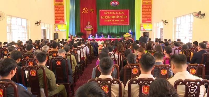 thai nguyen dang bo xa la bang huyen dai tu to chuc dai hoi diem nhiem ky 2020 2025