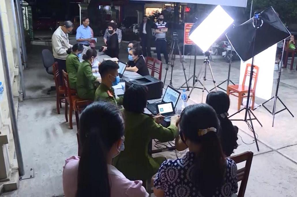 Thái Nguyên nỗ lực đẩy nhanh tiến độ sản xuất, cấp căn cước công dân