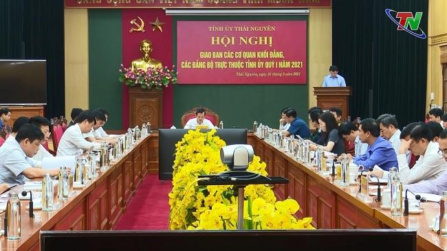 Tập trung cao độ cho cuộc bầu cử đại biểu Quốc hội và đại biểu HĐND các cấp