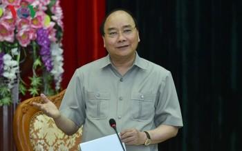 thu tuong ninh binh can phat trien cong nghiep phu tro chat luong cao