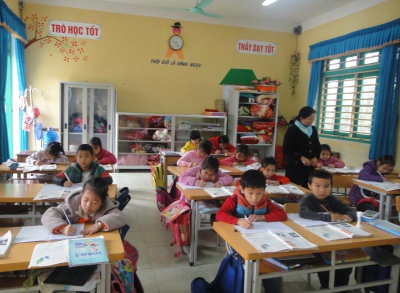 Thái Nguyên có 525/677 trường đạt chuẩn Quốc gia
