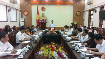Đánh giá tiến độ chuẩn bị cho Lễ kỷ niệm 70 năm Ngày TƯ Đảng, Chính phủ, Chủ tịch Hồ Chí Minh về ATK Thái Nguyên