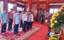 doan kiem tra cua ban chi dao trung uong dang huong tai nha tuong niem tnxp dai doi 915