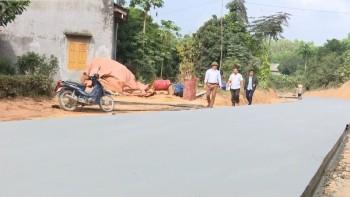 Thái Nguyên: 72/114 xã vùng dân tộc thiểu số và miền núi đạt chuẩn nông thôn mới