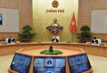 chinh phu ban hanh nghi quyet ho tro truc tiep cho nguoi dan gap kho khan do covid 19