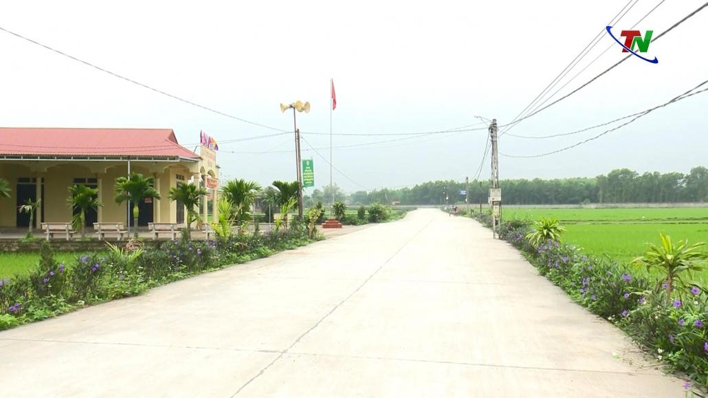 Đắc Sơn - Điểm sáng xây dựng nông thôn mới kiểu mẫu