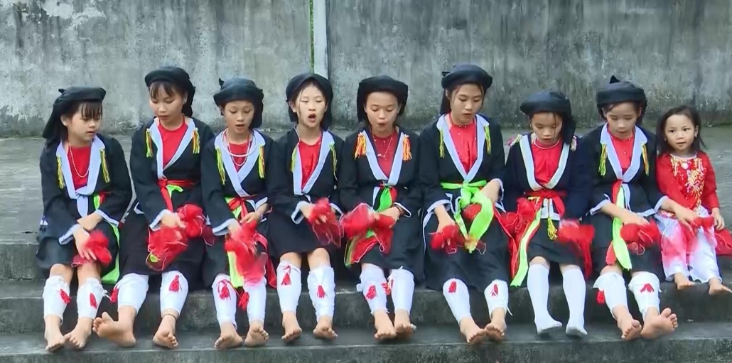 Gìn giữ nét đẹp văn hóa dân tộc