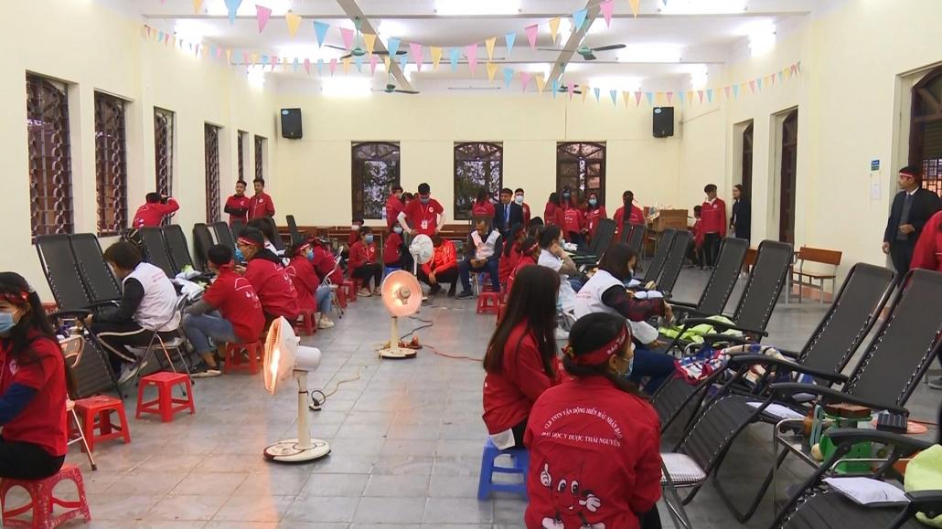 Lan tỏa tinh thần nhân ái của hoạt động hiến máu tình nguyện