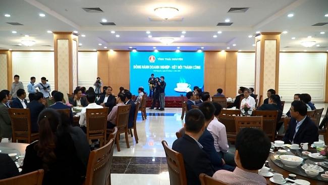 Thái Nguyên tăng cường đối thoại - hỗ trợ doanh nghiệp