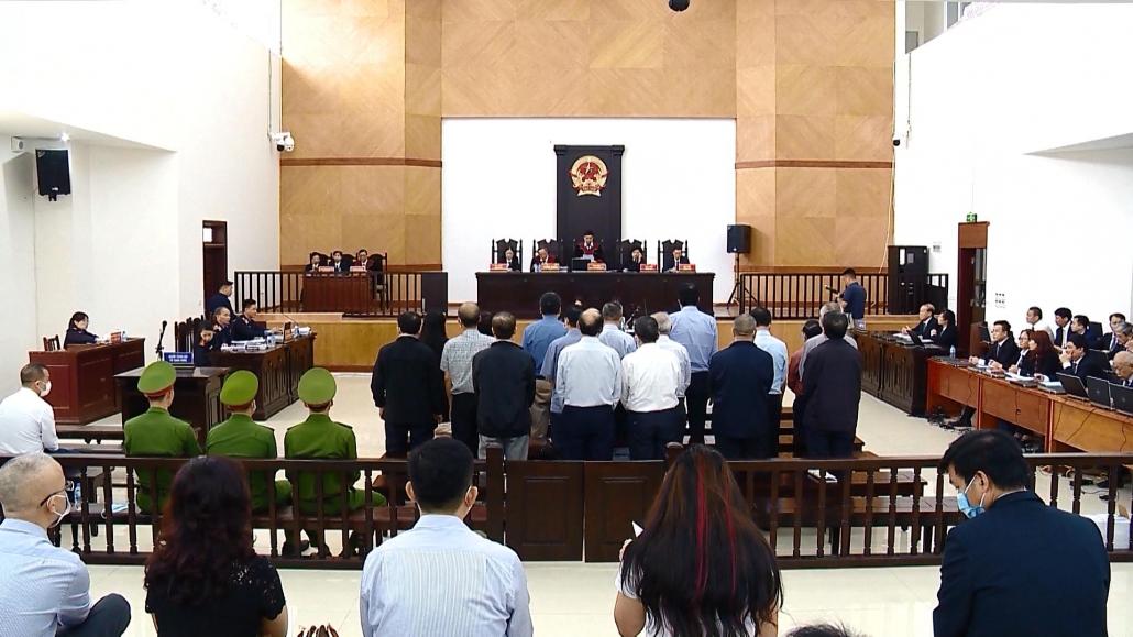 Ngày thứ 2 xét xử vụ án sai phạm xảy ra tại Công ty CP Gang thép Thái Nguyên