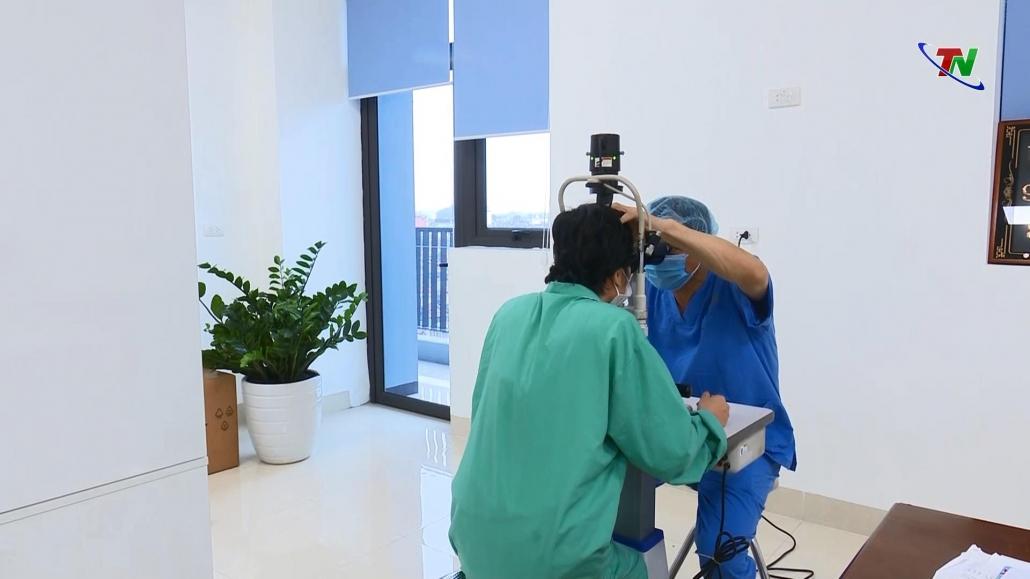 Phẫu thuật Phaco - tìm lại ánh sáng cho bệnh nhân