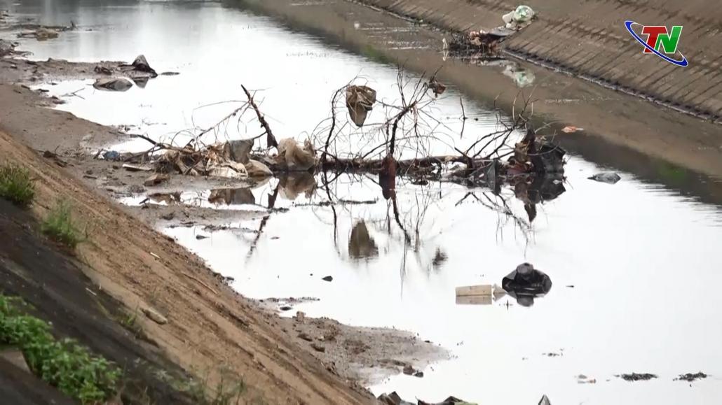 Nâng cao ý thức bảo vệ môi trường trên kênh dẫn nước Hồ Núi Cốc