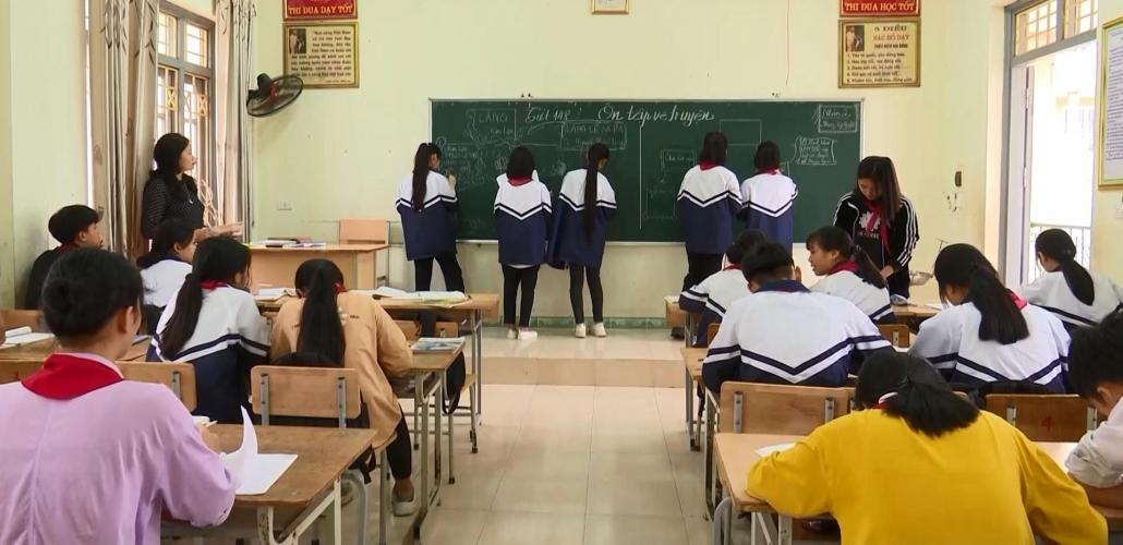 Triển khai dạy môn tích hợp - thách thức với các trường - đã ps cam 19.4