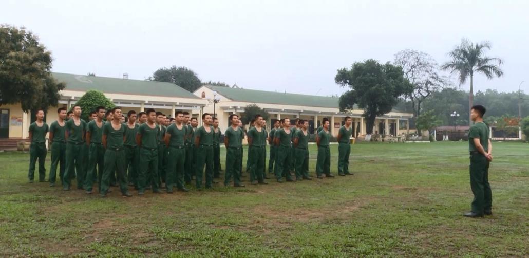 Lữ đoàn Pháo bình với nhiệm vụ huấn luyện tân binh năm 2021 - đã ps cm qptd 19.4