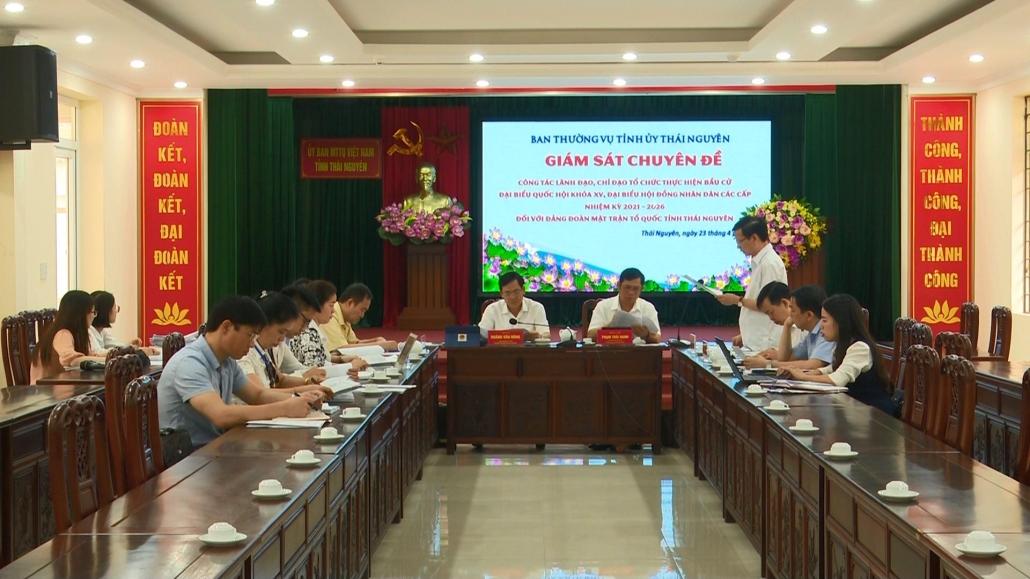 Phát huy vai trò của Ủy ban MTTQ trong triển khai công tác bầu cử