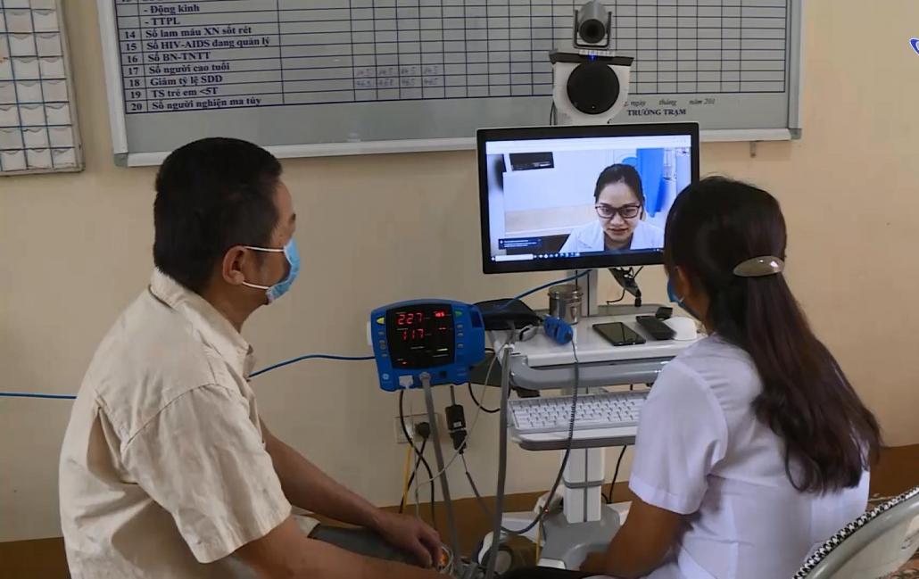 Ngành y tế Thái Nguyên sẵn sàng thực hiện chuyển đổi số