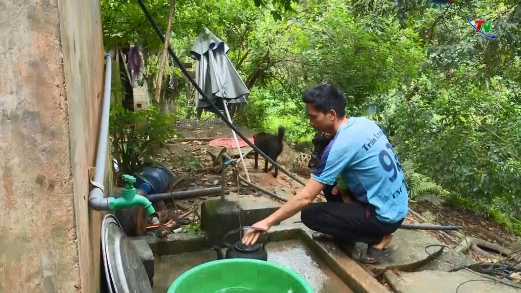 Đảm bảo nước sinh hoạt hợp vệ sinh cho vùng nông thôn