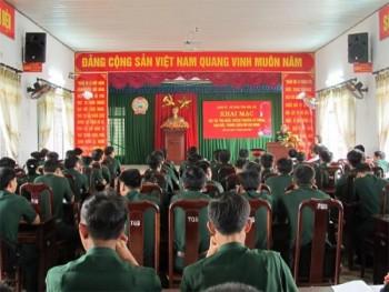 Hội thi tìm hiểu, tuyên truyền tư tưởng, đạo đức, phong cách Hồ Chí Minh trong LLVT