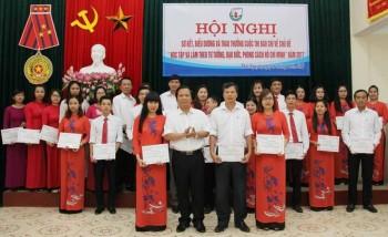 """Sơ kết Cuộc thi báo chí """"Học tập và làm theo tư tưởng, đạo đức, phong cách Hồ Chí Minh"""""""