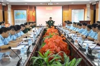 Bộ Tổng tham mưu kiểm tra chất lượng giáo dục, đào tạo tại Học viện Phòng không-Không quân