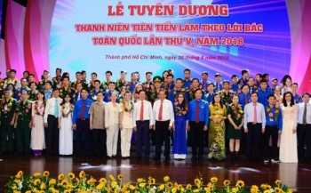 Tuổi trẻ quân đội tích cực học tập, rèn luyện và làm theo lời Bác Hồ dạy