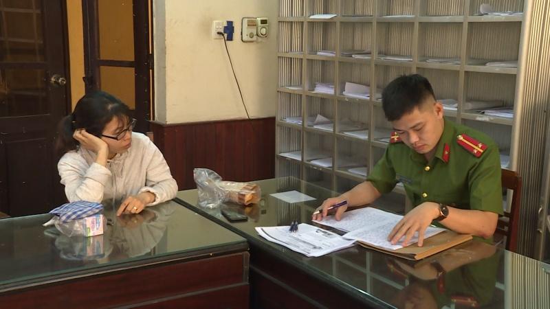Công an Thái Nguyên triệu tập đối tượng đăng tin sai sự thật trên Facebook